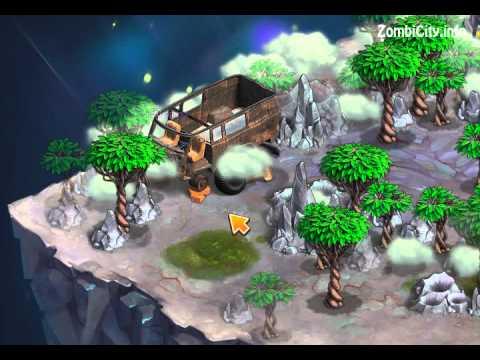 Машина времени на астероиде Звездный перевал в игре Зомби Ферма - от ZombiCity.info