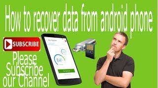 How to recover lost gallery data from android phone by using phone