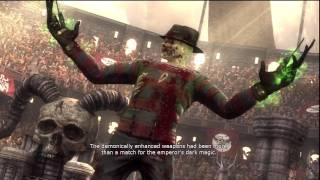 Mortal Kombat 9 [HD] - Freddy Kruger Ending
