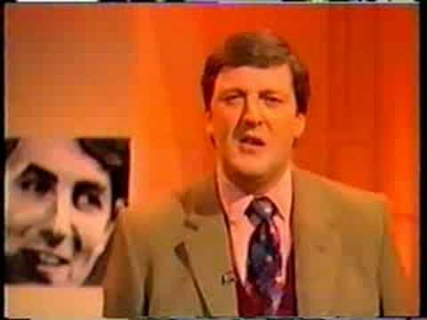 Stephen Fry attacks media coverage of Peter Cook