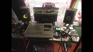 Tascam 488 Demo   Govier - The Landing   Analog Cassette Recording