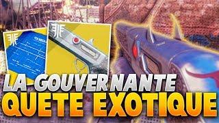 """Destiny 2 - COMMENT AVOIR """"LA GOUVERNANTE"""" ! (Quête Exotique Renégats)"""