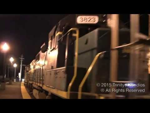 Drunk MBTA Passenger Takes Risky Ride On Freight Train