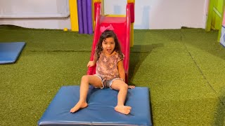 DIVERSÃO NO PARQUINHO COM LAURA E ARTHUR/ fun on the playground