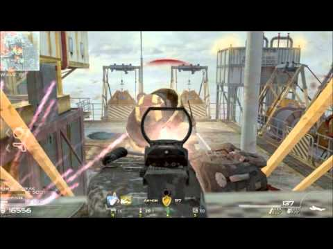 MW3 Survival Offshore How to get to wave 30 in about an hour - Strategy