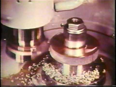 Fellows Gear shaper the art of Generating Gears (Part 4/4)