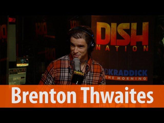 Brenton Thwaites from The Giver joins the show! Part 2/3 - Kidd Kraddick Morning Show