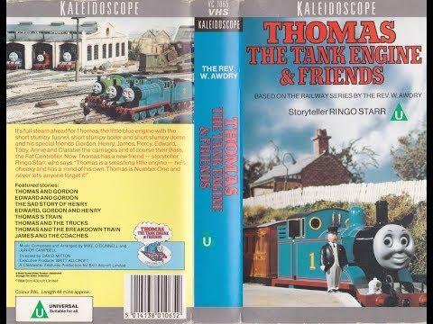 Thomas the Tank Engine & Friends (1986 UK VHS) thumbnail