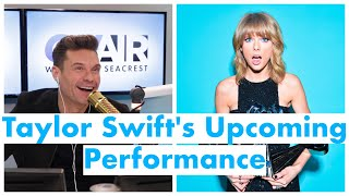 Taylor Swift Teases More Clues About #TS7 Album, Dishes on Wango Tango   On Air With Ryan Seacrest