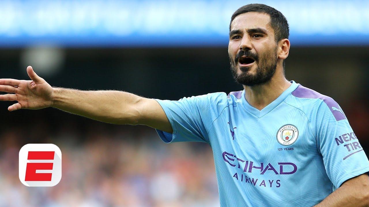 Man City's Ilkay Gundogan is wrong on 'crucial' part of handball rule - Peter Walton   ESPN FC