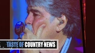 This Alabama Tribute Was So Powerful Randy Owen Had to Leave the Stage