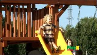 Woodplay Playsets, The Best Choice Of Made In The Usa Swing Sets. From Playn Wisconsin.