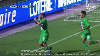 الفتح الرياضي 0-1 الرجاء الرياضي هدف محسن متولي في الدقيقة 29