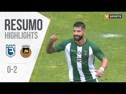 Highlights | Resumo: Belenenses 0-2 Rio Ave (Liga 19/20 #6)