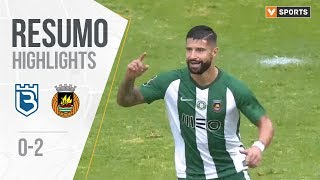 Highlights   Resumo: Belenenses 0-2 Rio Ave (Liga 19/20 #6)
