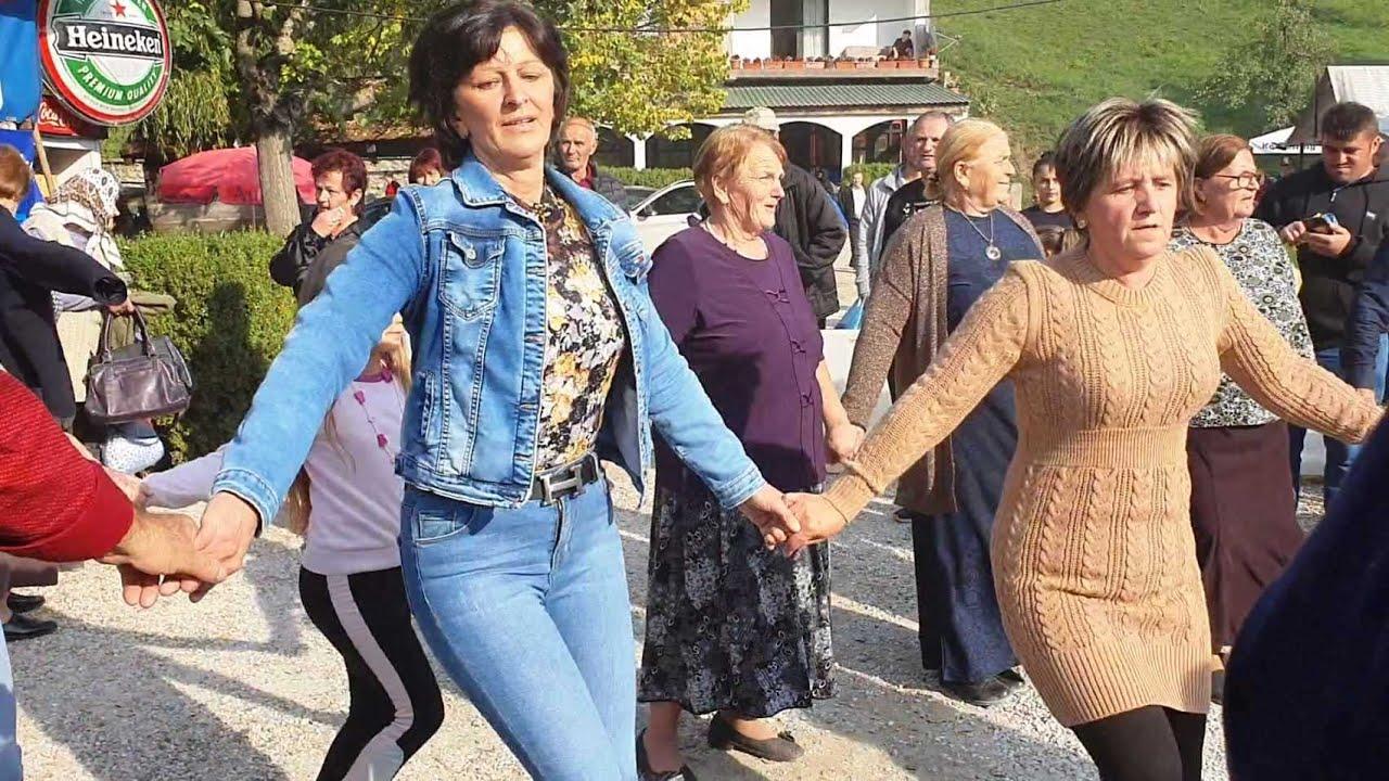 🔴 Kolo za narod Hercegovine - Vašar u Buturović Polju - Premijer Bend (18.10. 2021.)