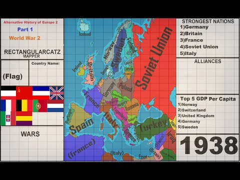 Alternative History of Europe 2-Part 1-World War 2