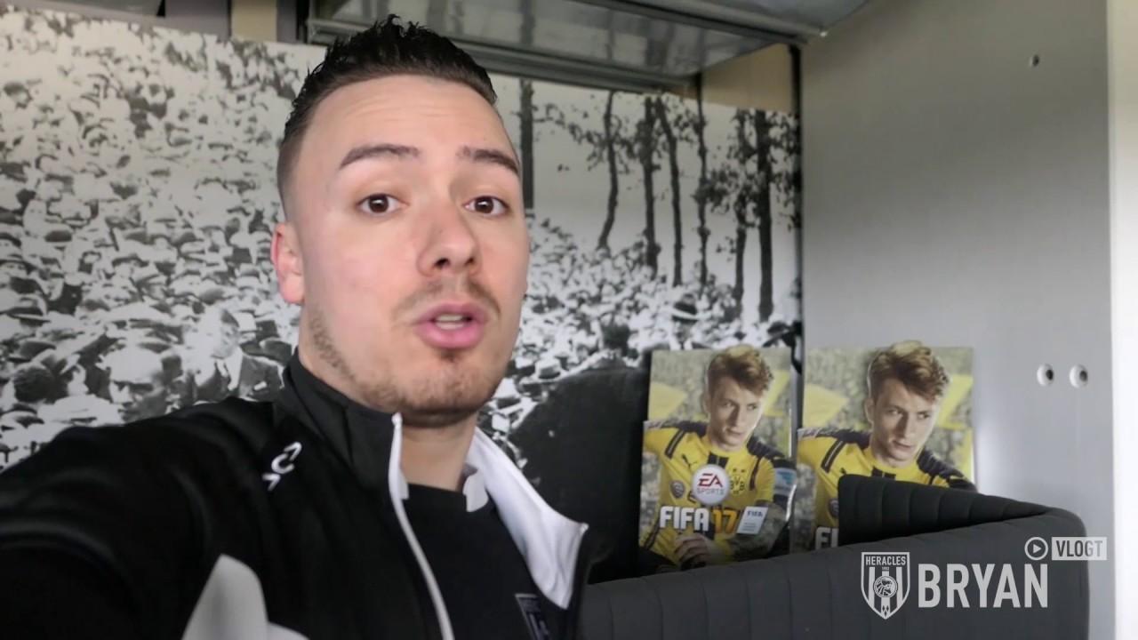 Bryan vlogt #11 | Papa Bryan, schoolbezoek en hoe staat het met de E-Box?
