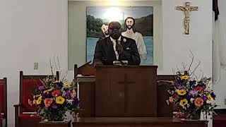 Message:Thanksgiving! Part 1 of 2 11/22/2020 Evangelistic COGIC 71st Church Anniversary