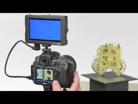 How to Use HDMI Video Recorder & External Monitor with Nikon HDSLR