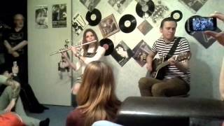 Дмитрий Дубров + Алла Лужецкая -  Кошка (Д'ркин cover)