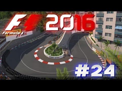 F1 2016 Deutsch Lets Play #24 Am Casino vorne rechts hinneraus - [HD]