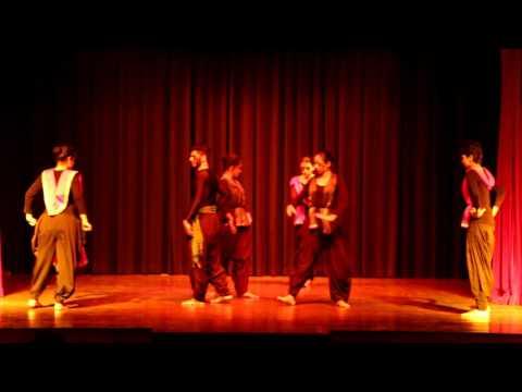 UDDHATI- A Dance Drama (Malayalam Literary Society, St.Stephen's College)