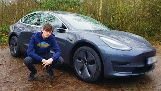 I bought my dream car - Tesla Model 3