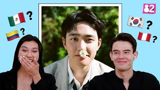 EXO's D.O. Surprises Spanish Speakers With His Perfect Spanish I Si Fueras Mía