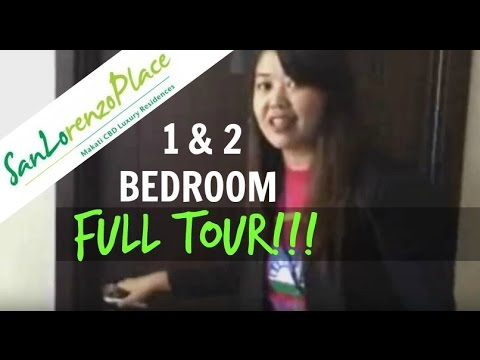 San Lorenzo Place Condo In Makati City  | Full Video | Location | 1 & 2 Bedroom Amenities and More