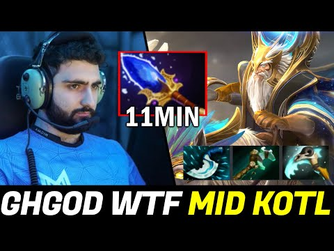 GH-GOD MID Keeper of the Light — WTF 11min Scepter