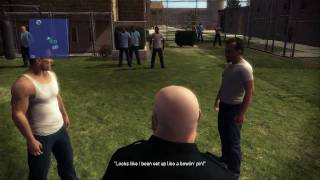 Prison Break : The Conspiracy - Gameplay PC (HD)
