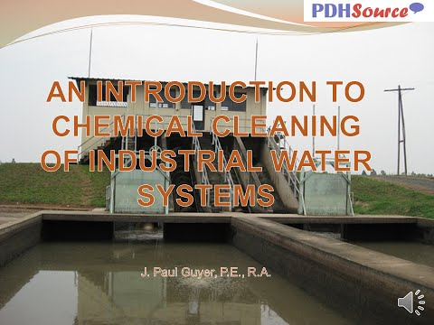 AV PP BULLET Chemical Cleaning of Industrial Water Systems