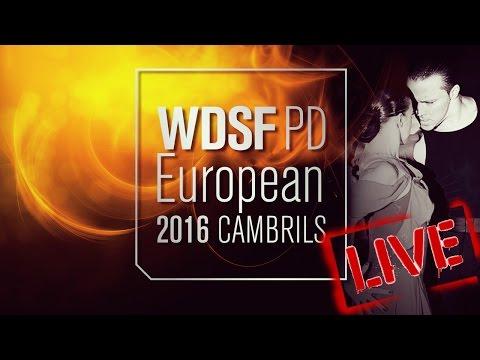 2016 PD European Latin | The Final | DanceSport Total