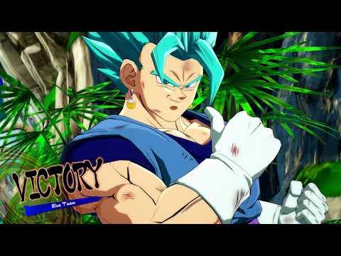Vegito level 1 super into beerus level 3 super Goku black erasing