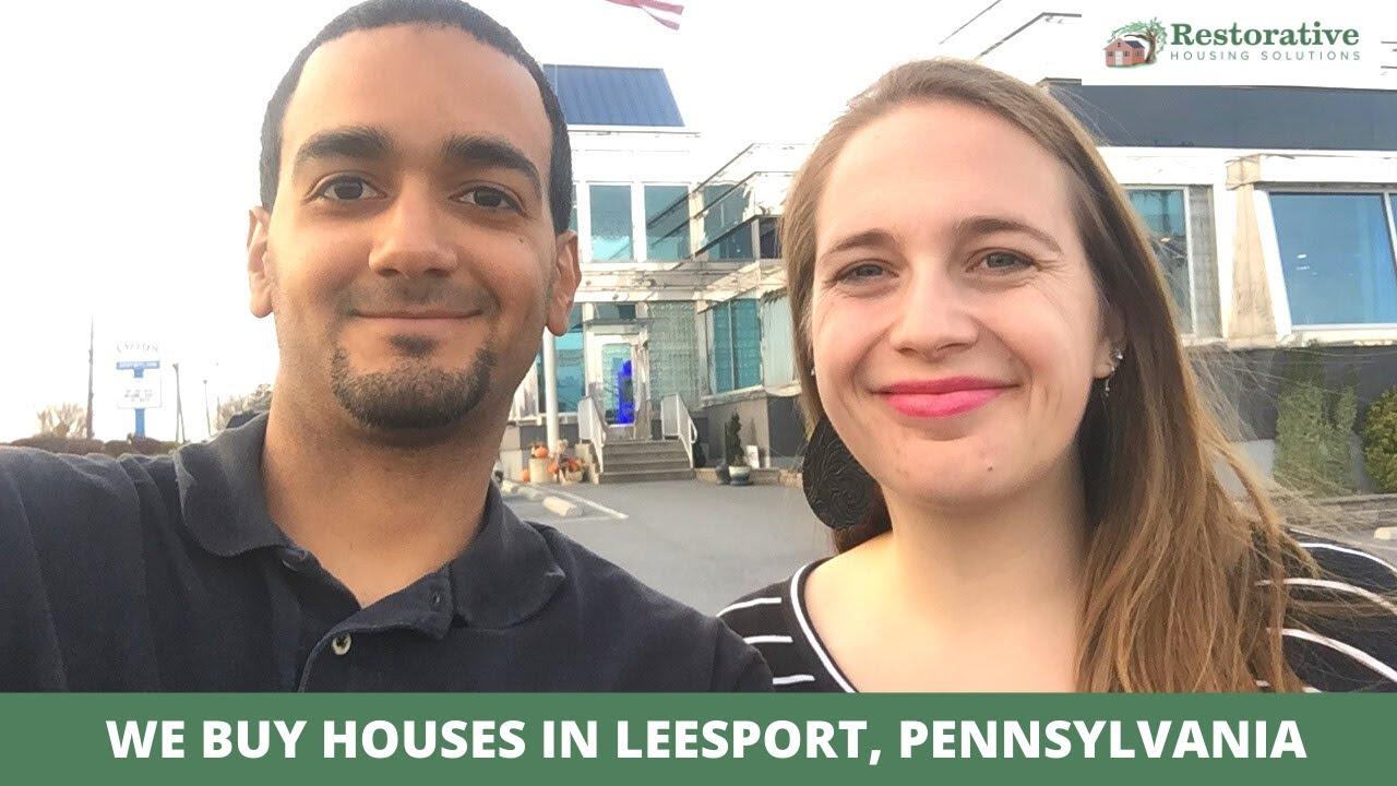 Luis and Elizabeth Buy Houses in Leesport, Pennsylvania