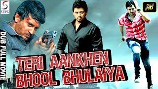 Teri Aankhen Bhool Bhulaiya- Full Length Action Hindi Movie