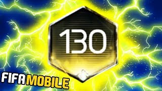 130 GEN OLDUM !!! Fifa Mobile (REKOR)