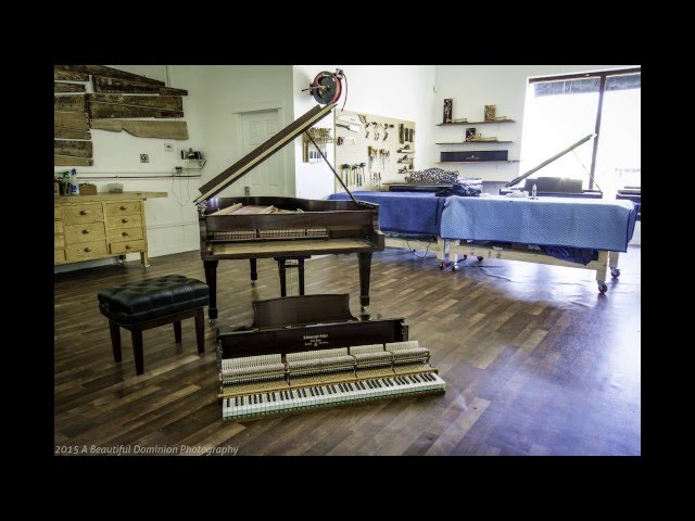 Steinway & Sons: Piano Restoration by Artisan Piano Services