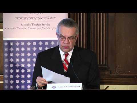 Central Asia: What's Next? - Keynote Speech by Ambassador Richard Hoagland