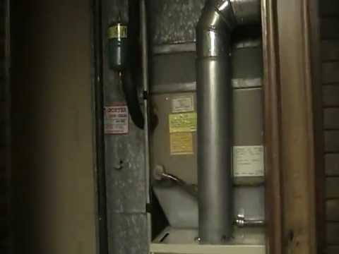 1985 Bryant Gas Furnace! - YouTube