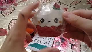 Відкриваю сюрприз з паперу!!/Azi oka.kz