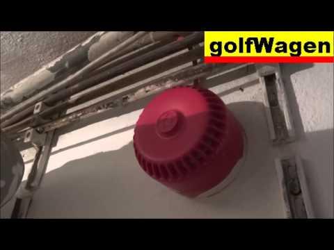 Fire alarm siren bell sound ARITECH