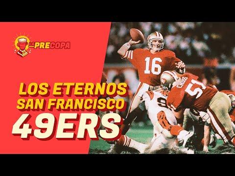 Los eternos San Francisco 49ers | La Precopa S3 Ep. 2