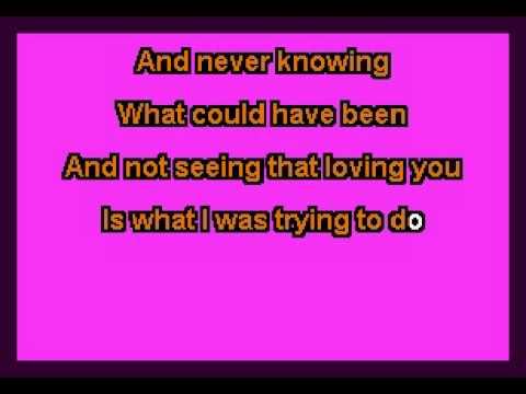 Karaoke - Cascada - What Hurts The Most (Yanous Candlelight Mix).avi