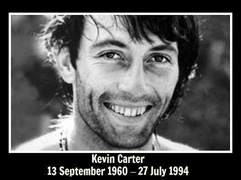 Kevin Carter slideshow - The Sudanese Child and Vulture