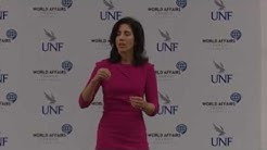 Rana Foroohar World Affairs Council Jacksonville