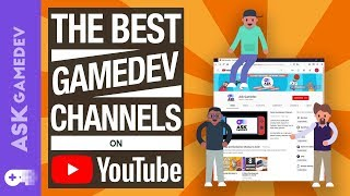 The Best Gamedev Channels on YouTube [2018]