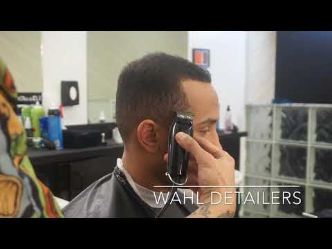 Bald Fade Tutorial by Ron F The Barber