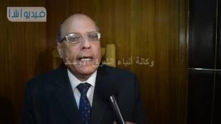 بالفيديو: مدير تحرير الأهرام القضية الفلسطينية هى جزء من الأمن القومي المصرى